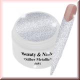 UV Farbgel *Silber Metallic*-5ml - #691