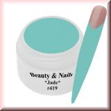 UV Farbgel *Jade*-5ml - #419