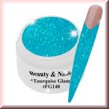 UV Farbgel *Tourquise Glam*- 5ml -#FA140