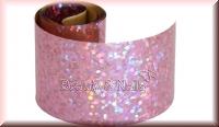 Nailart Folie Pink Glitter #92 - 1,5m