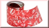 Nailart Folie Red Onyx #90 - 1,5m