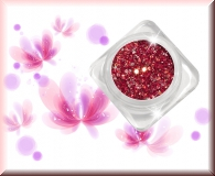 GlamourGlitter - Rosy/Silver #ST31