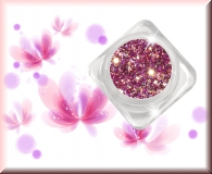 GlamourGlitter - Lilac/Silver #ST34