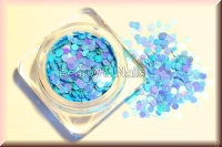 Dots Neonblau - 2mm - ST20