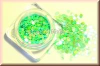 Dots Neongrün - 2mm - ST17