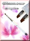 Glamour Style Gel-Pinsel Gr.6 schräg
