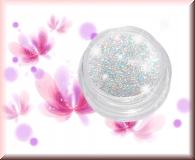 Glamour Pigment *Silber Multicolour