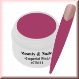 UV Farbgel *Imperial Pink*- 5ml -#CR111
