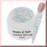 UV Farbgel *Glamour Silver +*- 5ml -#FG7