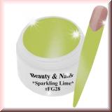 UV Farbgel *Sparkling Lime*- 5ml -#GG28