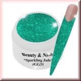UV Farbgel *Sparkling Jade*- 5ml -#GG31