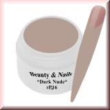 UV Farbgel *Dark Nude*- 5ml -#P16
