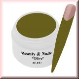 UV Farbgel *Olive*- 5ml -#FA97