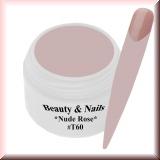 UV Farbgel *Nude Rose*- 5ml -#T60