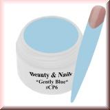 UV Farbgel *Gently Blue* - 5ml - #CP6