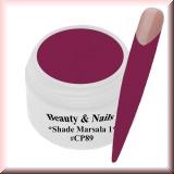 UV Farbgel *Shade Marsala 1* - 5ml - #C89