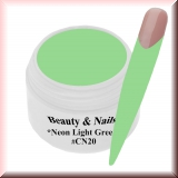 UV Farbgel *Neon Light Green* - 5ml - #CN20