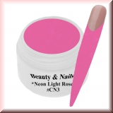 UV Farbgel *Neon Light Rose* - 5ml - #CN3