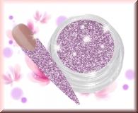 Micro Glitter - Flieder/Rose #21