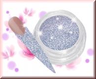 Micro Glitter - Blau/Grau #45