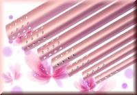 Pinch Sticks mit Straß - Perfekte Nagelform