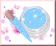 Micro Glitter - Pastell Blau #43