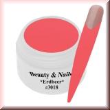 UV Farbgel *Erdbeer* - 5ml - #3018