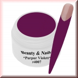 UV Farbgel *Purpur Violett* - 5ml - #4007
