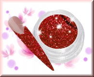 G&G Glitter *Fire Red* -#106
