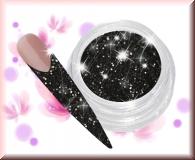 G&G Glitter *Black* -#115