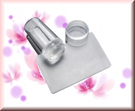 Jelly Nail- Stamper - *Stempeln ohne schiefe Muster*