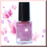 Stamping/Nagel Lack 12ml *Fairy Rose* (Glitter)