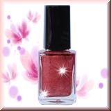 Stamping/Nagel- Lack 12ml *Fairy Rot* (Glitter)