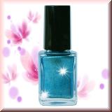 Stamping/Nagel- Lack 12ml *Fairy Türkis* (Glitter)