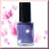 Stamping/Nagel- Lack 12ml *Fairy Violett* (Glitter)